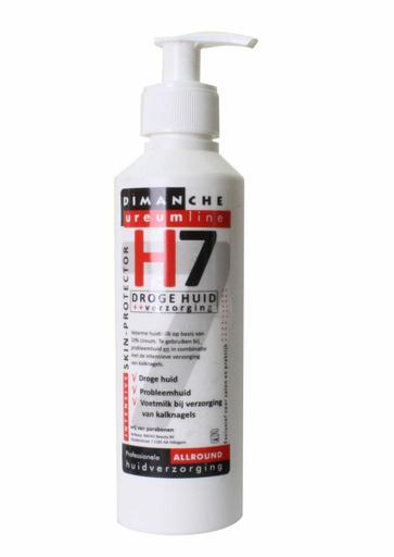 dimanche Ureum h7 huidmilk h7 250ml pompflacon
