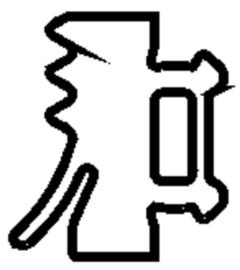 Schuco vliesgeveldichting 5 mm 224662 - per m1
