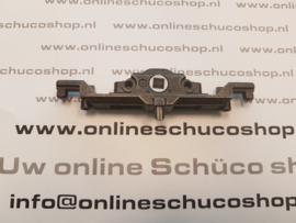 Schuco binnenwerk met 7 mm krukgat 28727600 / 28726800 / 253967 FS / 254329 / 28727600