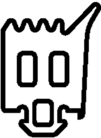 Schüco glasanlage dichting 224313 - pm1