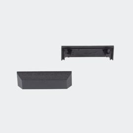 Schuco waterkapje / afwateringskapje - diverse kleuren  208693 grijs / 208694 zwart / 208695 wit RAL 9010 / 227542 wit RAL 9016
