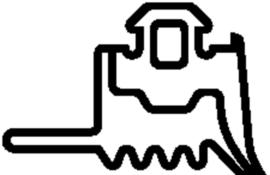 Schüco rubber 284331 - per m1