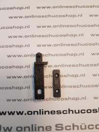 Schüco kierstandhouder LS 254334 / RS 254335 voor kunststof kozijn Standaard