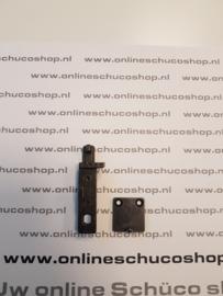 Schüco kierstandhouder LS 2543490 / RS 2543500 voor kunststof kozijn Stolpraam