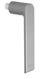 Schuco steeksleutel - 247543 aluminium