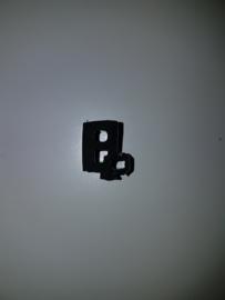 Schüco rubber 246233 - per m1