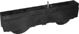 Schuco schuifdeur tandemwiel 233150 / 276735  (set van 2 st)
