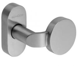Schuco deurknop 50*15 mm - 240708 RVS