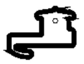Schüco rubber 224842 - per m1