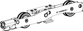 Schuco loopwagen tot 150 kilo 233907