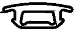 Schuco rubber 224499 - per m1