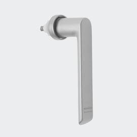 Schuco raamgreep - SmartActive - 269201 aluminium