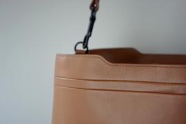 EDGE tote bag - brown