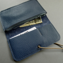 knot wallet - black