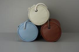 CYLINDER - vanilla leather