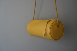 CYLINDER - mustard