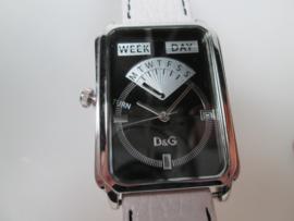 D&G horloge nieuw showmodel uit onze winkel