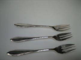 Zilveren Taartvorkjes 1925-1961