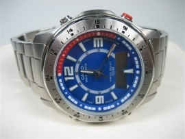Casio horloge Wave-ceptor 10 atm nieuw horloge item