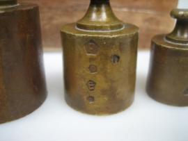 Antieke Gewichten Blok