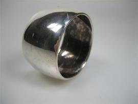 Zilveren Gladde Servetband ca.1935