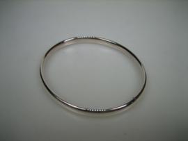 Zilveren Slavenband nieuw