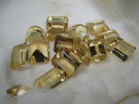 Goud Citrien van top kwaliteit uit ons atelier 15 stuks