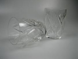 Kristallen Drinkglazen van Nachtman ca.1935