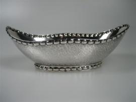 Antiek Zilveren Bonbonmandje ca.1895