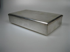 Hoka ca.1928 Sigarendoos met inleg Rozenhout item