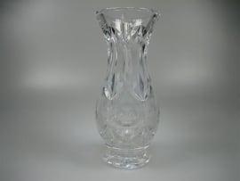 Kristallen Bloemenvaas van Nachtman Kristal ca.1954