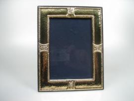 Zilveren Oude Fotolijst uit een Privé Collectie Nederlandse Zangeres ca.1962