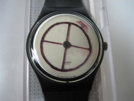 SWATCH HORLOGE 700 YEAR EDITION VERZAMELING