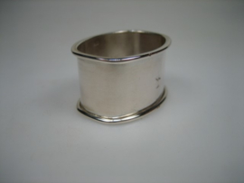 Zilveren Kleine Servet of Vingerdoekje Ring ca.1953