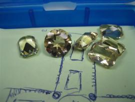 Goud Citrien van top kwaliteit uit ons atelier 5 stuk