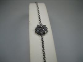 Zilveren Zeeuwse Knooparmband Nieuw