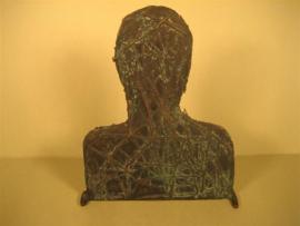 Brons Sculptuur Jurgen Schon Dresden item