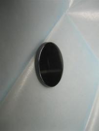 Hematiet top steen voor hanger uit ons atelier 1 stuks