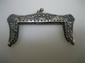 Antieke Zilveren Tasbeugel ca.1930
