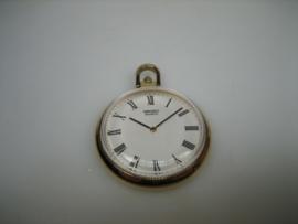 Seiko Quartz Zak Horloge Double uit ca.1980 i.z.g.s.