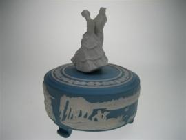 Antieke Speeldoos Orginele oude Wedgwood