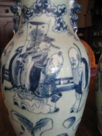 Antieke Chinese Vazen 2 stuks