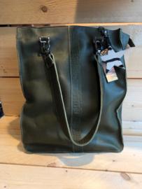Shopaholic XL Groen - Kroko Bies