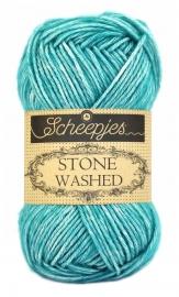 Scheepjes Stone Washed Green Agate 815