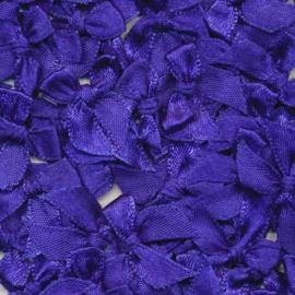 Kobalt blauw strikje