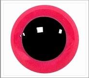 1 paar 8 mm ogen roze