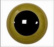1 paar 10 mm ogen olijf