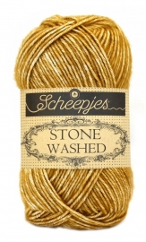 Scheepjes Stone Washed Yellow Jasper 809