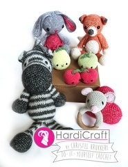 HardiCraft (compleet haakpakketjes)