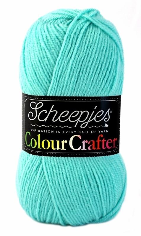 Scheepjes Colour Crafter 1422 Eelde